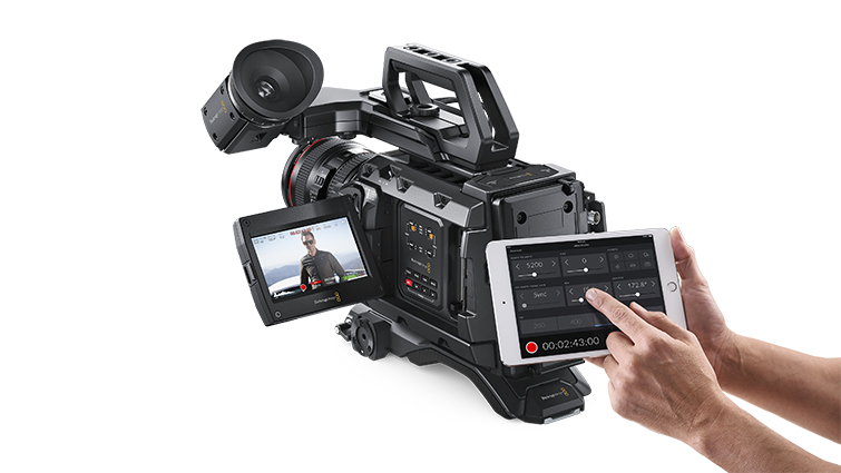 BREAKING: Blackmagic Design Announces the New URSA Mini Pro 4.6K G2 — Full Specs