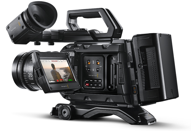 BREAKING: Blackmagic Design Announces the New URSA Mini Pro 4.6K G2 — Our Thoughts