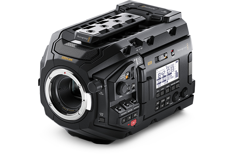 BREAKING: Blackmagic Design Announces the New URSA Mini Pro 4.6K G2 — URSA G@