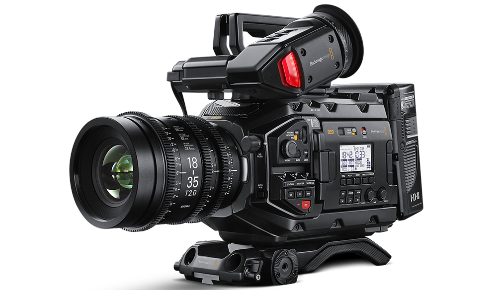 BREAKING: Blackmagic Design Announces the New URSA Mini Pro 4.6K G2