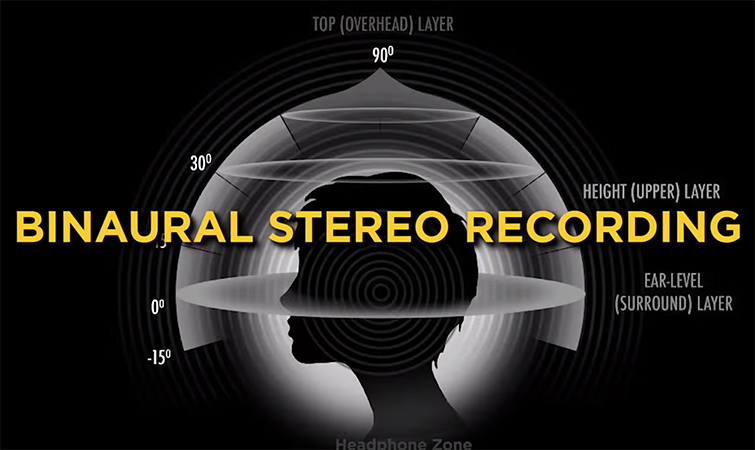 3 Easy Stereo Recording Techniques for Your Next Project — Binaural Stereo Recording
