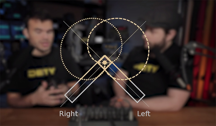 3 Easy Stereo Recording Techniques for Your Next Project — X Pattern