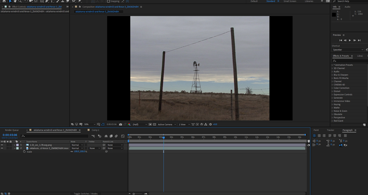 How to Create a Mid-'90s DV Camcorder Look in After Effects — Getting Started