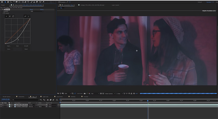 How to Use FREE Cinematic Video Effects with Your Footage — Fog Overlays