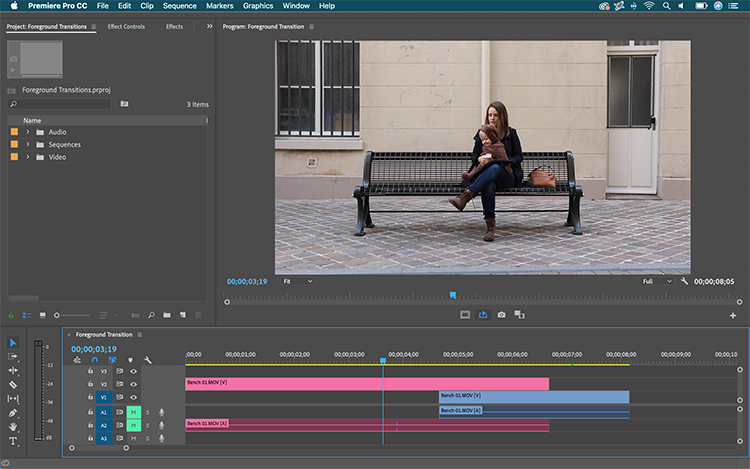 Video Tutorial: How to Create a Seamless Foreground Transition — Layer the Shots
