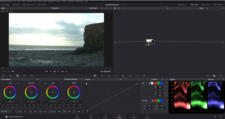 Post-Production Tips: Using a LUT at the Beginning of a Node Tree — First Node