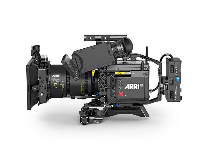 The New ARRI ALEXA Mini LF — Large Format, Little Camera — ARRI Alexa