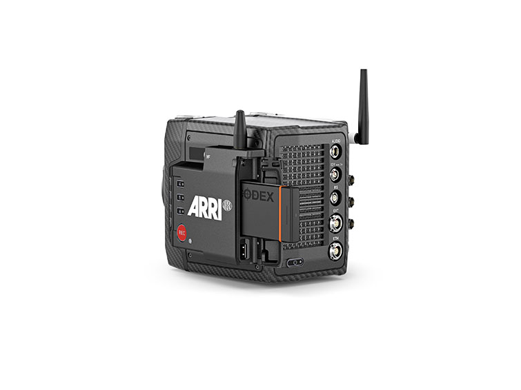 The New ARRI ALEXA Mini LF — Large Format, Little Camera — Data Drive