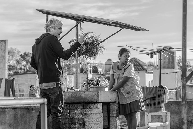 The Cameras Behind Popular Netflix Originals: Films and Series — Roma