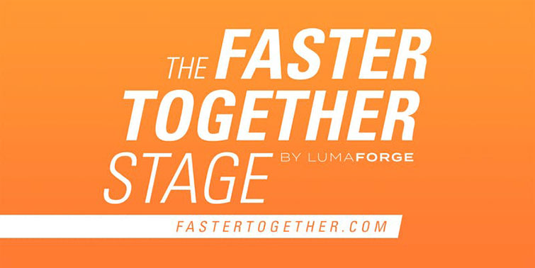 NAB 2019 Events and Parties: Where to Go After the NAB Show — Faster Together Stage