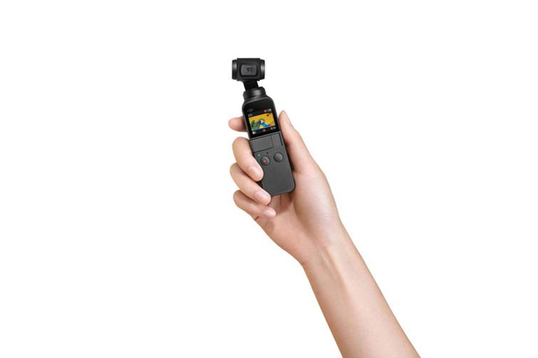 Una recensione delle migliori videocamere cinematografiche Under $ 1.000 - DJI Osmo Pocket