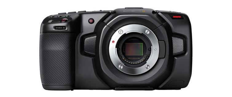A Review of the Best Filmmaking Cameras Under $1,000 - Blackmagic Design Pocket Cinema Camera 4K