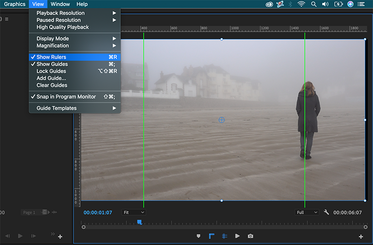 How to Perfectly Position Your Content in Premiere Pro 2019 - Guides and Rulers Chỉnh sửa video