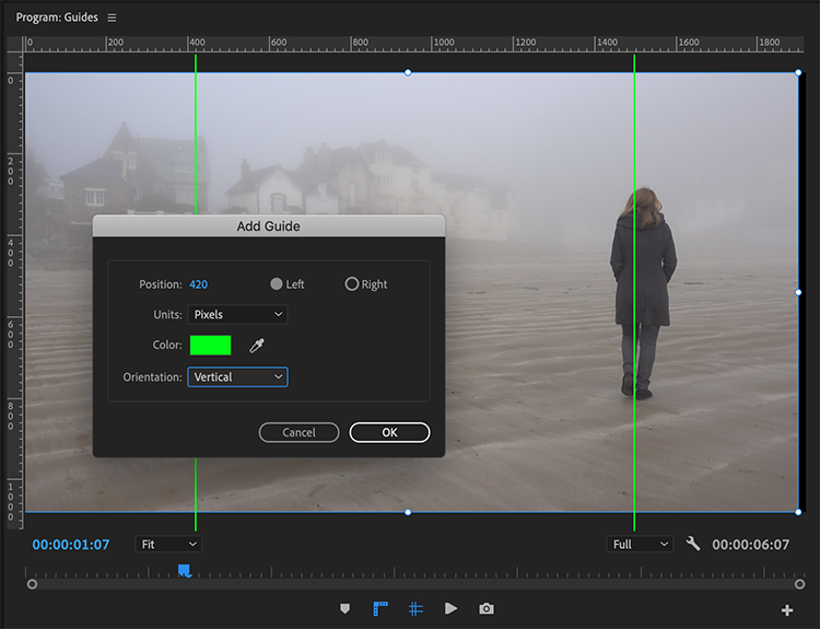 How to Perfectly Position Your Content in Premiere Pro 2019 - Custom Guides Chỉnh sửa video