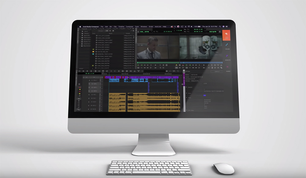 NAB 2019: Avid Announces Stellar New Media Composer