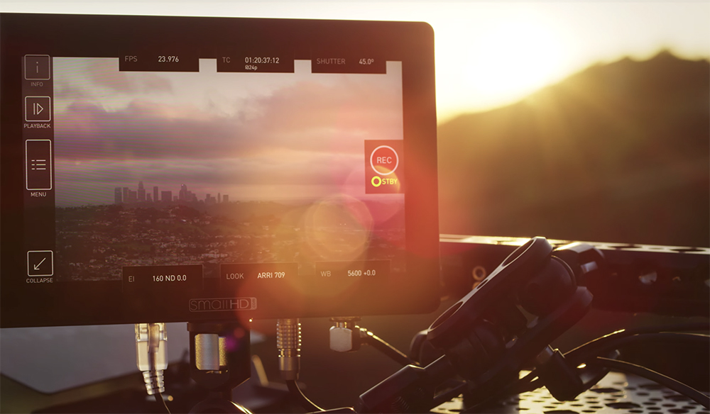 NAB 2019: SmallHD Announces Their Camera-Controlled 7″ Monitor