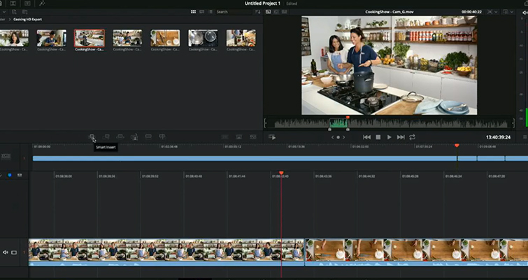 NAB 2019: DaVinci Resolve 16 — What's New and Updated
