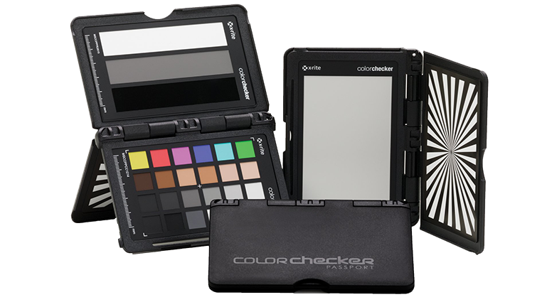How To Use Calibration Tools for Footage, Sound, and Monitors - Color Chart