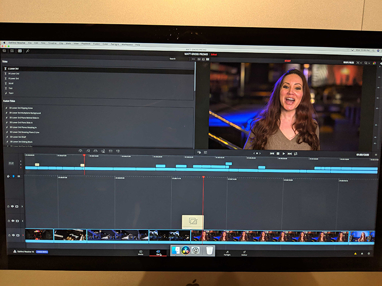 NAB 2019: What We Saw at the Blackmagic Design Booth — DaVinci Resolve 16