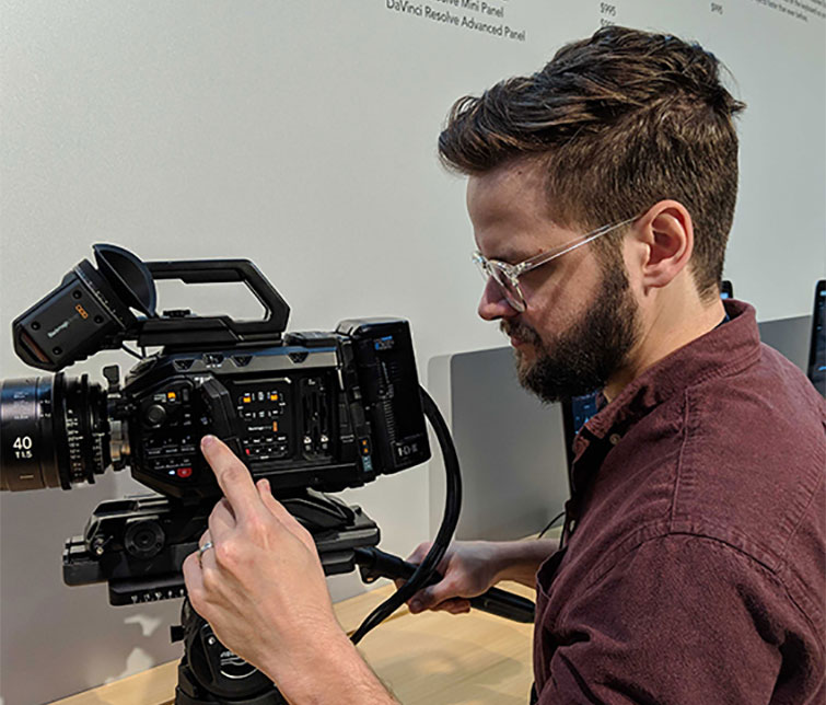 NAB 2019: What We Saw at the Blackmagic Design Booth — Ursa Mini Pro 4.6K G2
