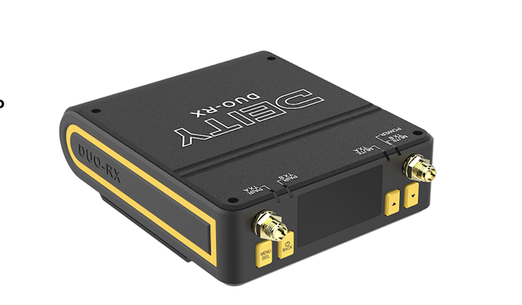 NAB 2019: Deity Finally Releases Their New 2.4Ghz Wireless System — Duo-RX