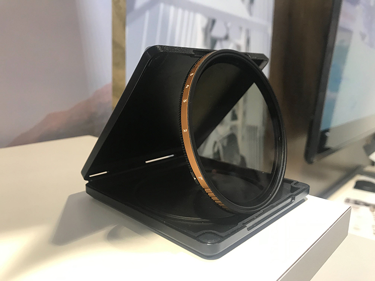 Best Variable Nd Filter 2019 NAB 2019: Polar Pro's New Peter McKinnon Variable ND Filter