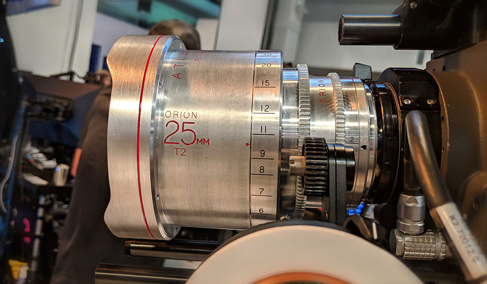 NAB 2019: Atlas Reveals Anamorphic 25mm Lens and LF Extender