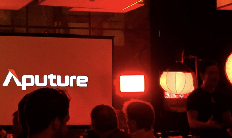 NAB 2019: Aputure's Secret Party and What They Announced — Aputure Dinner Event