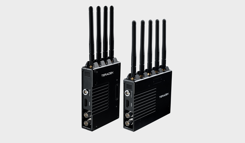 NAB 2019: Teradek's New Bolt 4K Transmitter for Wireless Video