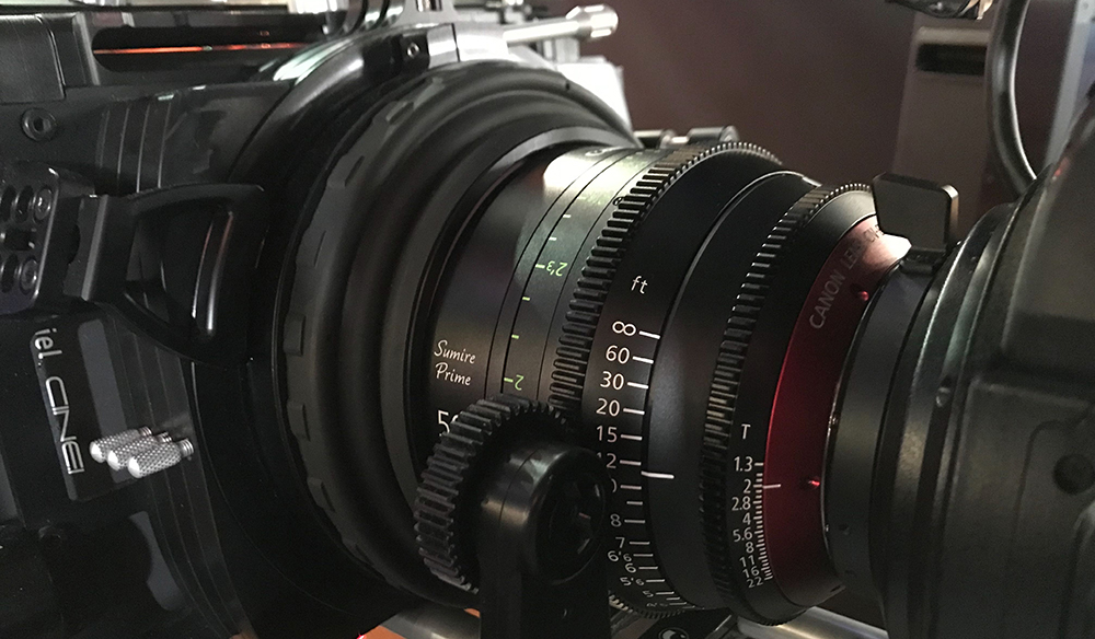 NAB 2019: Canon Announces its First PL Mount Prime Lens Lineup