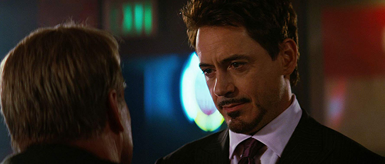 The Cameras and Lenses Behind the Marvel Cinematic Universe (Phase One) - Robert Downey, Jr. as Tony Stark