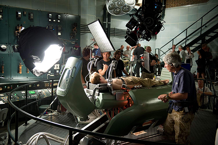 The Cameras and Lenses Behind the Marvel Cinematic Universe (Phase One) - On Set