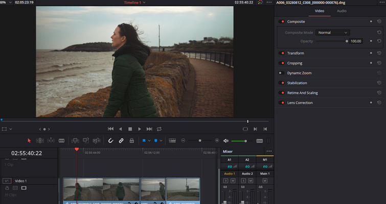 A Rundown Of The Edit Page Changes in DaVinci Resolve 16 — Updated
