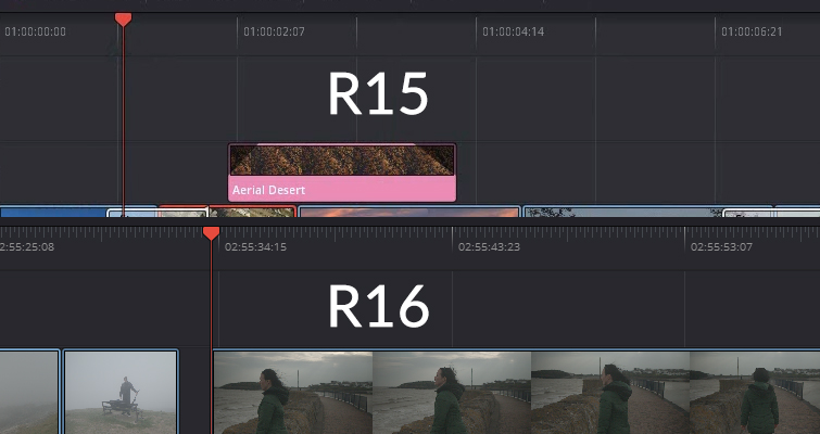 A Rundown Of The Edit Page Changes in DaVinci Resolve 16 — Timeline Changes