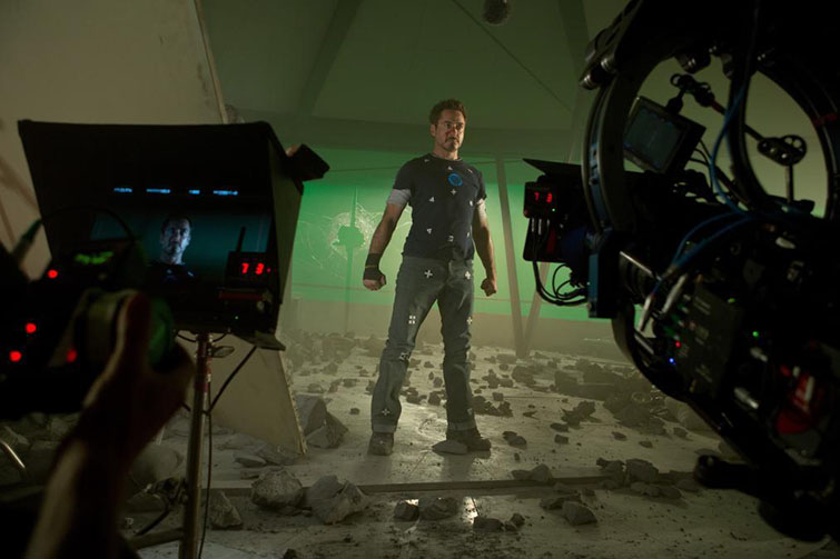 The Cameras and Lenses Behind the Marvel Cinematic Universe (Phase Two) - Robert Downey, Jr.