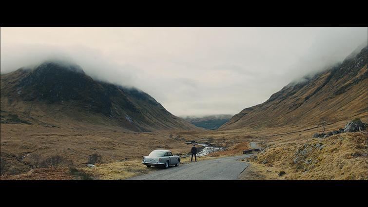 Consejos de composición rápida y fácil para Adobe Premiere Pro - Scene from Skyfall