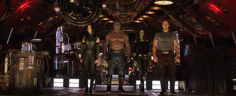 The Cameras and Lenses Behind the Marvel Cinematic Universe — Phase Three - Guardians of the Galaxy