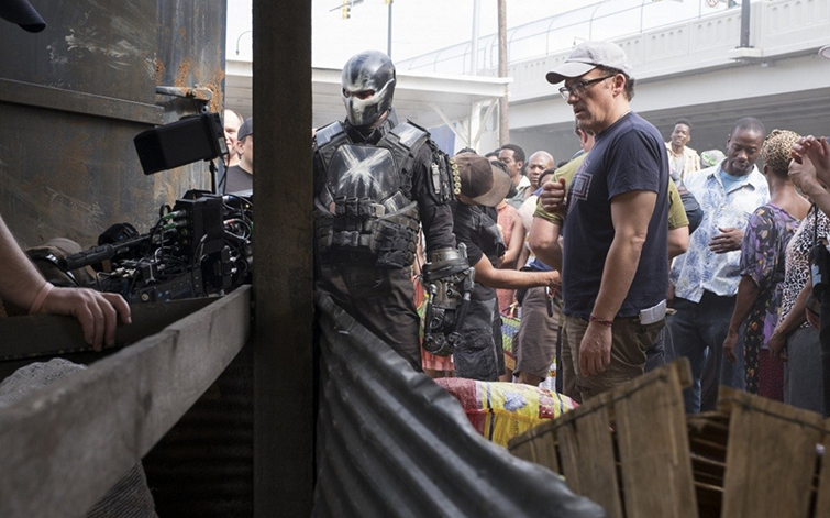 The Cameras and Lenses Behind the Marvel Cinematic Universe — Phase Three - Airport Showdown Shot