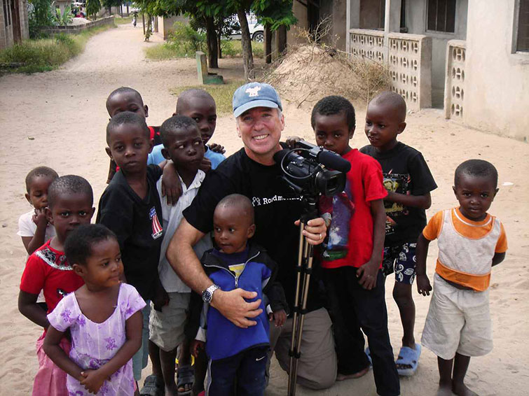 Make Your Documentaries Matter with Awe-Inspiring Material - Steve Wynn in Tanzania