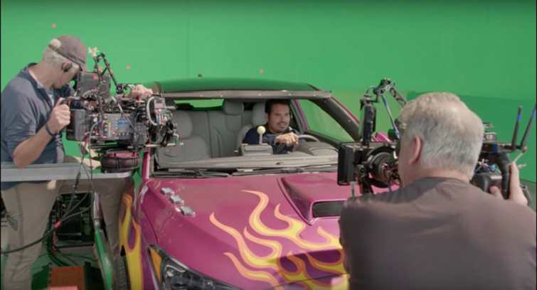 The Cameras and Lenses Behind the Marvel Cinematic Universe — Phase Three - Michael Pena