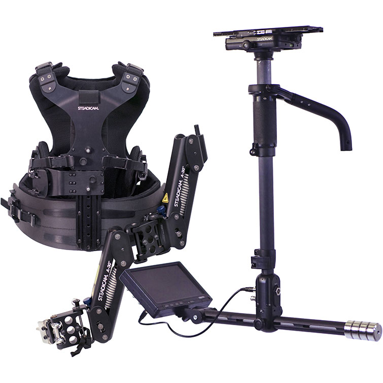 Stabilizing Your Camera Movement: Gimbals vs. Steadicams — Steadicam