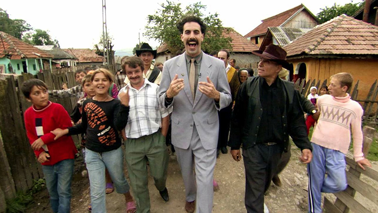 Actual Documentary Tips You Can Learn from Popular Mockumentaries - Borat