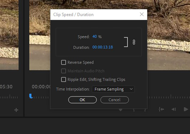 Creating Beautiful Slow Motion in Adobe Premiere Pro