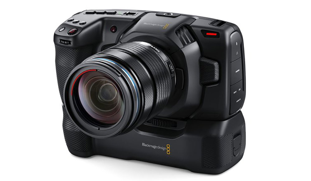 The Best Power Options for the Blackmagic Pocket Cinema Camera 4K