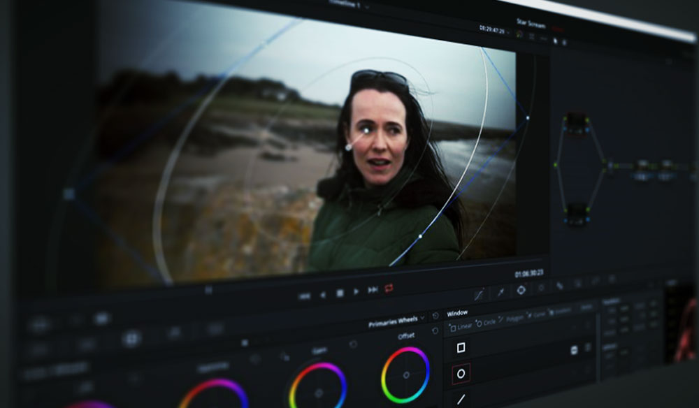 Learn How to Fix a Variable ND Filter Vignette in DaVinci Resolve