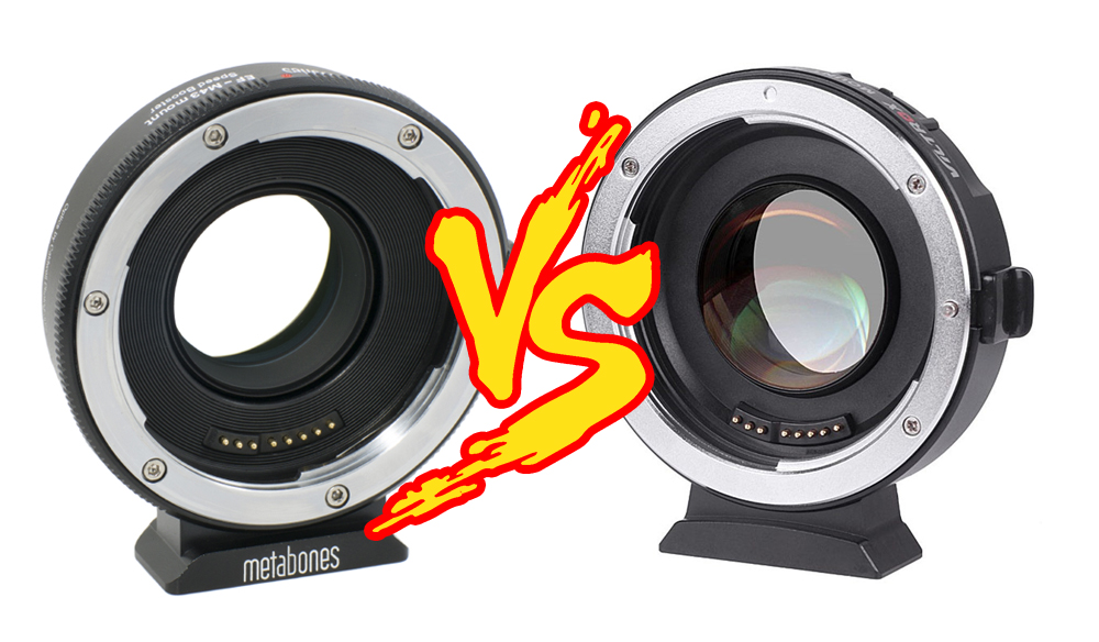 Viltrox vs. Metabones: Speed Booster for the Blackmagic Pocket Cinema Camera