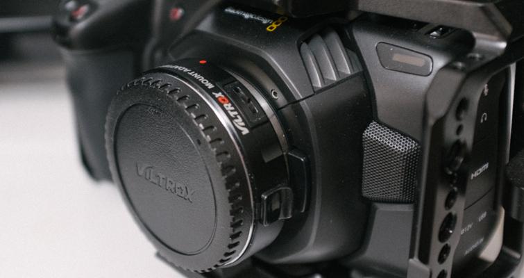 Viltrox VS. Metabones Speed Booster for the Blackmagic Pocket Cinema Camera - Viltrox Adapter