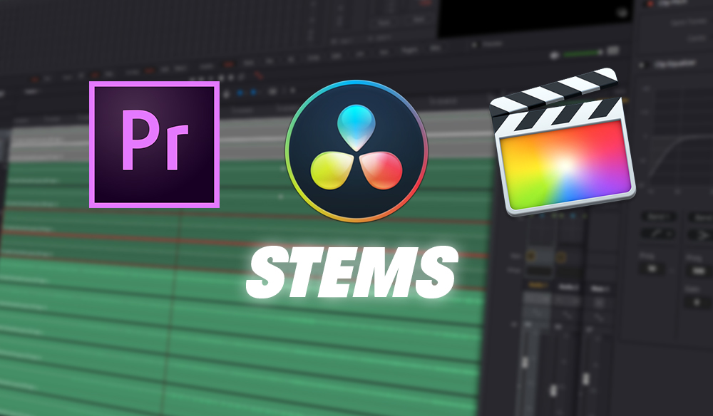 Download, Prep, and Import Song Stems to Your Favorite NLE