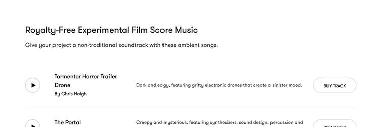 Introducing The Content Creator Starter Kit: Folk Horror Films — Playlist