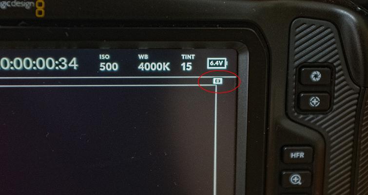 How to Take Photos with the Blackmagic Pocket Cinema Camera 4K - BMPCC4K Still Icon